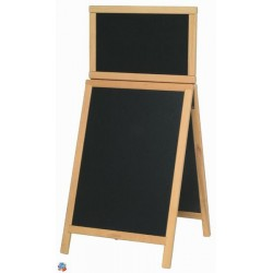 A - tabuľa 55 x 120 cm Securit Duplo Top - Plain